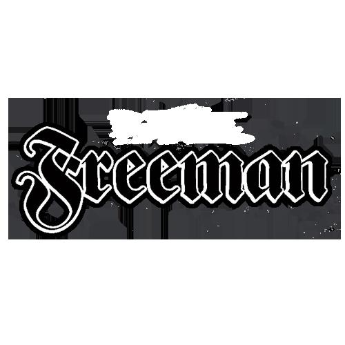водка линейки Freeman