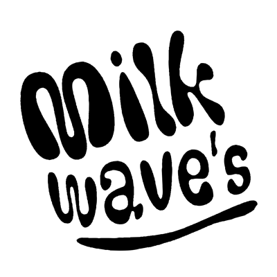 логотип линейки Milk Wave's