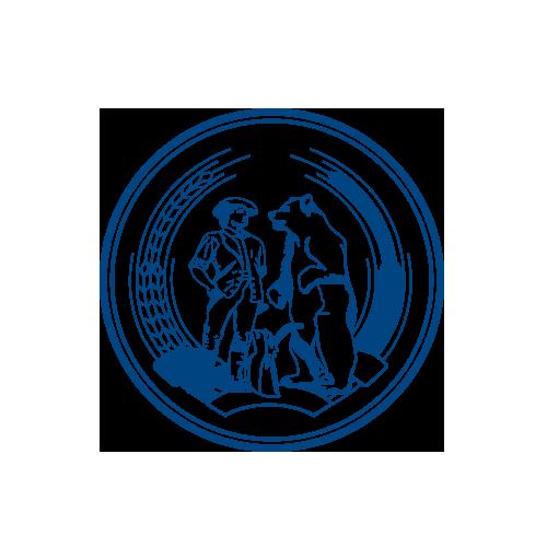 логотип линейки Кузнецкая, Ломовская