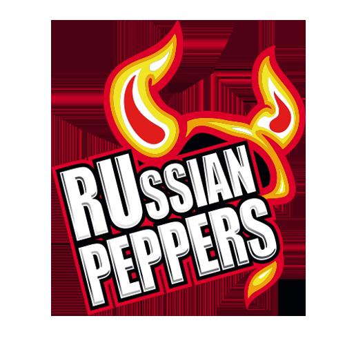 логотип линейки Russian Peppers