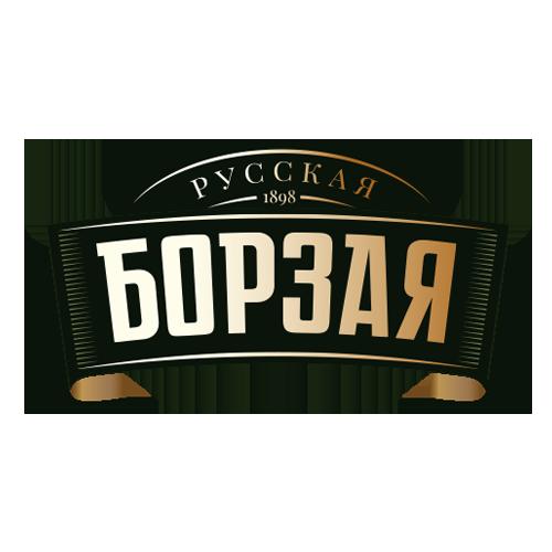 логотип линейки Русская борзая