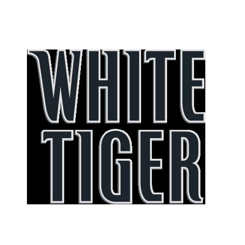 Логотип линейки Белый тигр: водка